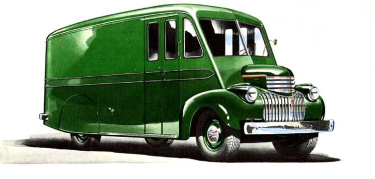 Front/Side  of Chevrolet Dubl-Duti 3.5 Manual, 91hp, 1941