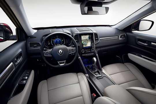 Interior of Renault Koleos 2.0 Blue dCi 4x4 XTRONIC-CVT, 190hp, 2020