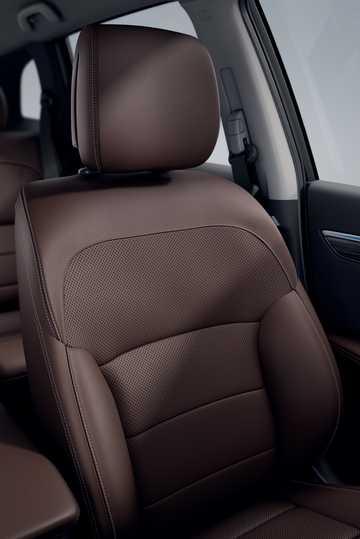 Interior of Renault Koleos 2020