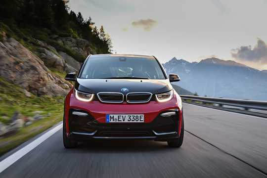 Front  of BMW i3s 94 Ah  Single Speed, 183hp, 2018