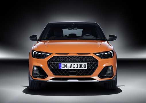 Fram av Audi A1 citycarver GB