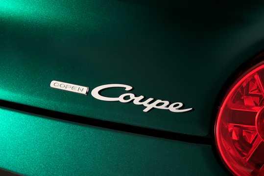 Close-up of Daihatsu Copen Coupe 2019