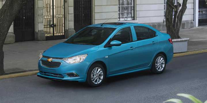 Chevrolet Aveo 1 5 Automatic 107hp 2020 4 Speed
