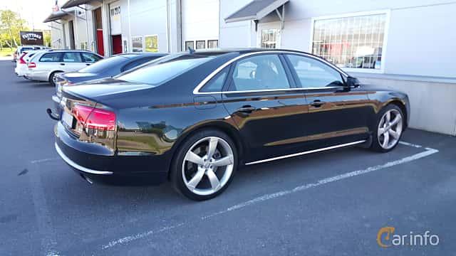 Audi A8 4 2 Tdi V8 Quattro D4