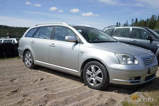 ae560618391 Toyota Avensis 2.0 D-4D T25
