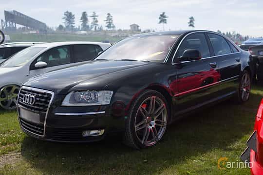 Audi A8 4 2 Tdi V8 Quattro D3 Facelift