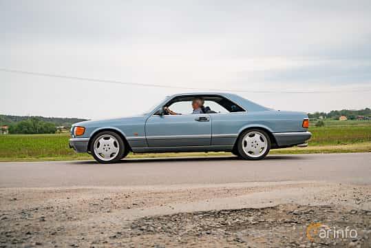 Mercedes benz 420 se w126 facelift for Mercedes benz s 420