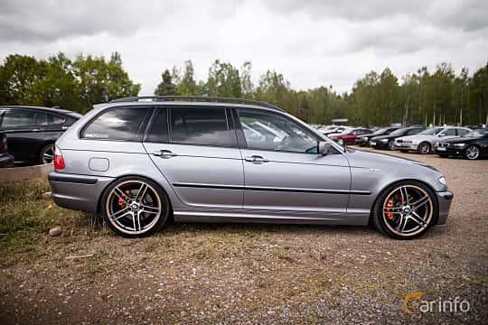 BMW 330d E46 Facelift