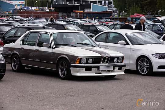 BMW 745i E23