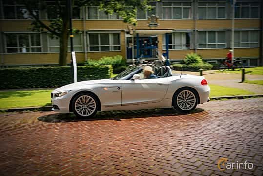 Bmw Z4 Sdrive20i Generation E89 Automatic 8 Speed