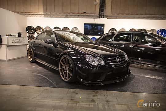 Mercedes Benz Clk 63 Amg Black Series Generation C209