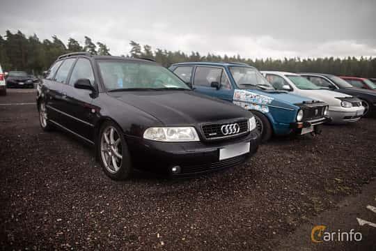 Audi A4 18 T Quattro B5 Facelift