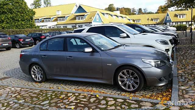 BMW I E Facelift - 2010 bmw 525i