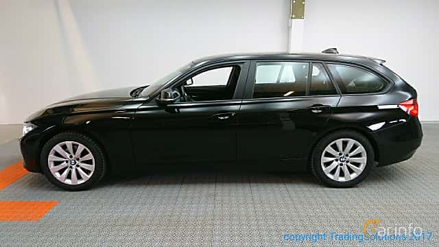 BMW 328i xDrive generation F30, Manual, 6-speed