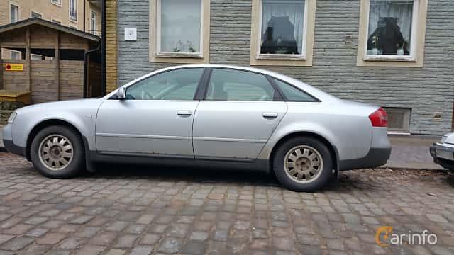 Audi A6 1 8 T Quattro C5