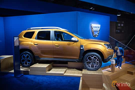 Dacia Duster 1.5 dCi 2nd Generation, Manual, 6 speed