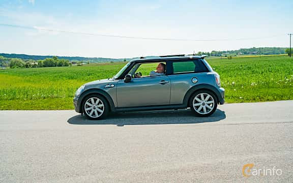 Mini Cooper S Generation R56 Manual 6 Speed