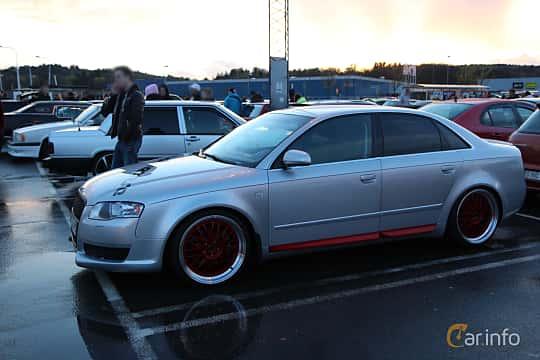 Audi A4 Avant generation B7 3.0 TDI V6 quattro 204ps, (2005