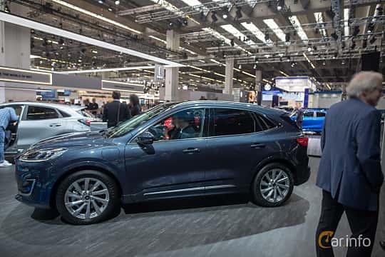 Ford Kuga Plug In Hybrid Mk3