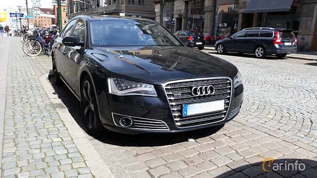 Audi A W D - Audi a8 w12
