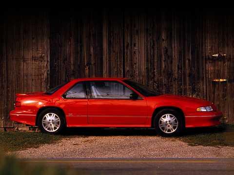 Chevrolet Lumina Z34 1st Generation