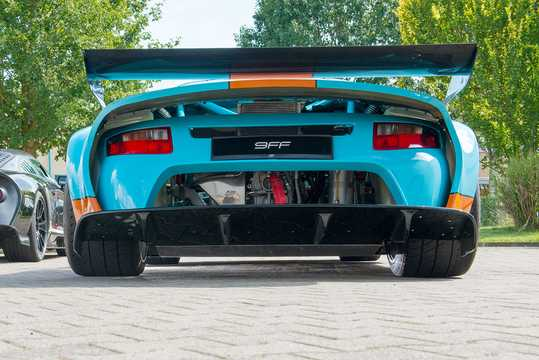 Back of 9FF GT9 1st Generation