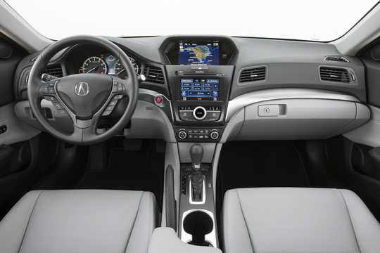 Interior of Acura ILX 2.4 Manual, 204hp, 2016