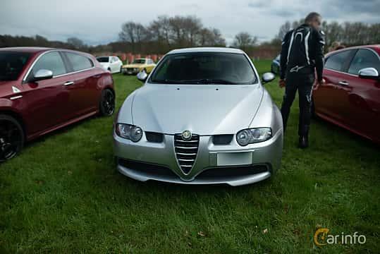alfa romeo 147 rh car info 2002 Alfa Romeo 147 4 Door Alfa Romeo 147 2007