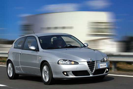 Alfa Romeo 147 3 Door border=