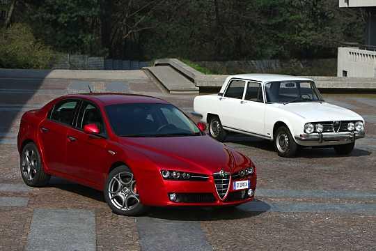 Alfa Romeo 159 1 75 Tbi Manual 200hp 2009 border=