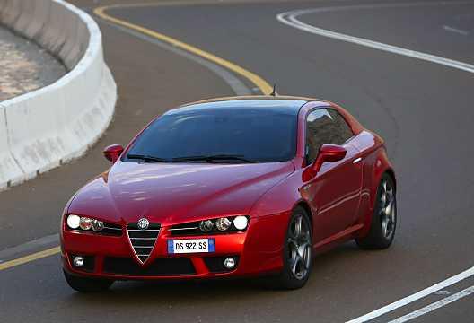 Alfa Romeo Brera 2009