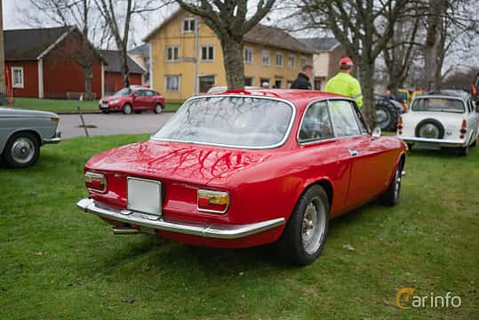 Images Of A Alfa Romeo Giulia GT Junior Manual Hp - Alfa romeo giulia 1972