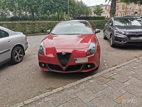 Fram av Alfa Romeo Giulietta 1.75 TBi TCT, 240ps, 2017