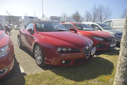 Fram/Sida av Alfa Romeo Spider 3.2 JTS V6 24V Manual, 260ps, 2007