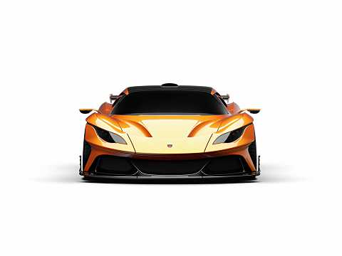Front  of Apollo Arrow 4.0 V8 Sequential, 1000hp, 2016
