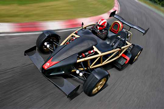 Front/Side  of Ariel Atom 500