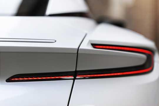 Close-up of Aston Martin DB11 4.0 V8 Automatic, 510hp, 2017
