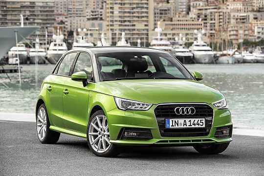 Audi A1 Sportback 8x Facelift