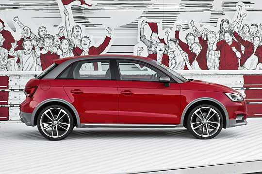 Audi A1 Sportback Generation 8x 14 Tfsi Manual 6 Speed