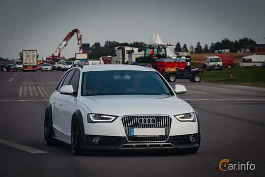 Audi A4 Allroad Quattro B8 Facelift