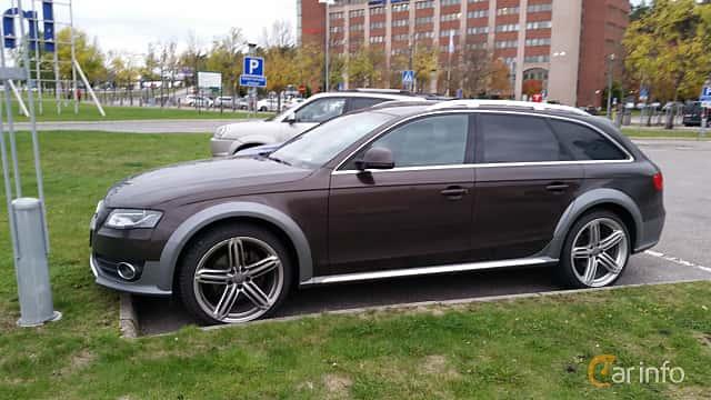 Audi A4 Allroad Quattro Generation B8 30 Tdi V6 Dpf Quattro
