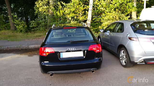 Audi A4 Avant 18 T 163hp 2005