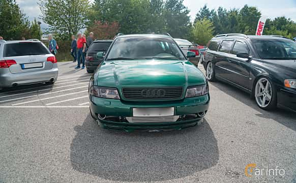 Audi A4 B5 Facelift