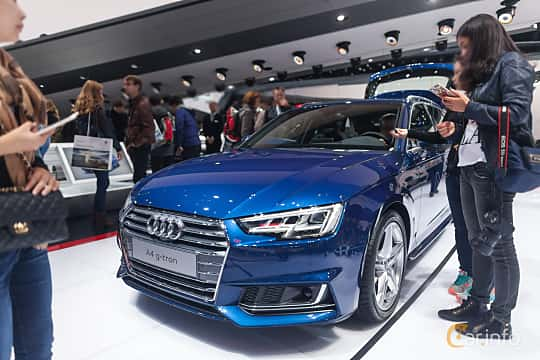 audi a4 avant g tron 2 0 tfsi cng 170hp 2016. Black Bedroom Furniture Sets. Home Design Ideas