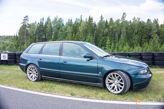 Audi A Avant - Audi car 1996
