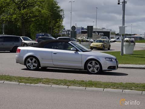 Audi A4 Cabriolet B7