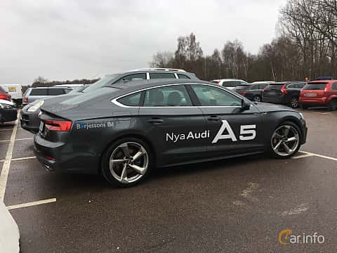 User Images Of Audi A Sportback TFSI Quattro S Tronic Hp - Audi a5 sportback