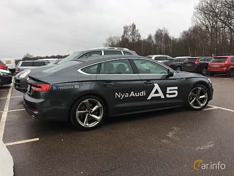 Audi A5 Sportback 20 Tfsi Quattro S Tronic 252hp 2017