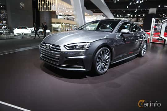audi a5 sportback 2017. Black Bedroom Furniture Sets. Home Design Ideas
