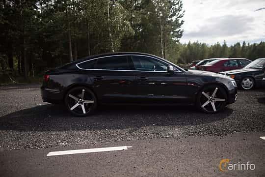 Audi A Sportback - Audi car owners database